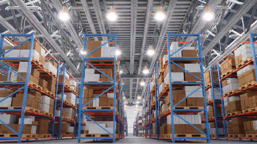Siemens Warehouse Switches to Dhyan LightMan to Manage Smart Lighting