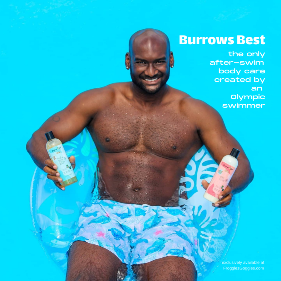 Elvis V. Burrows and Frogglez partner to launch Burrows Best Tropicals