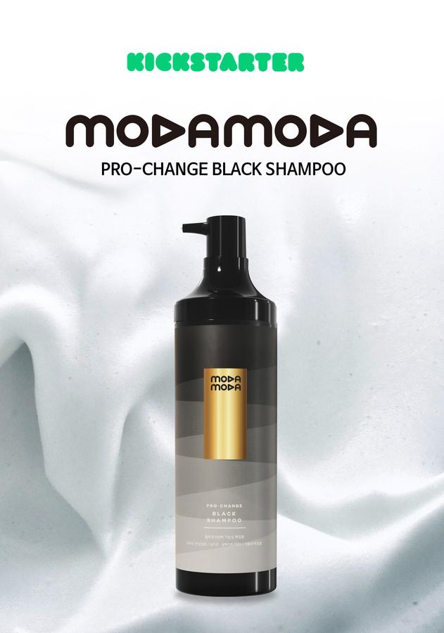 Natural Ingredients Can Accomplish a Hair-Dyeing Effect MODA MODA Will Prove It through Kickstarter