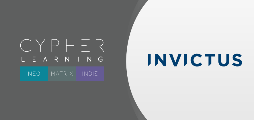 CYPHER LEARNING Raises $40 Million Growth Equity Round from Invictus Growth Partners to Accelerate Innovation in the Global Business and K-20 Education Market