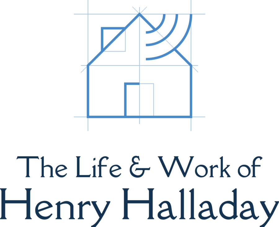 The Life & Work of Henry Halladay: Recognizing One Man's Accomplishments with An Artistic Touch