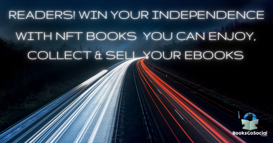 The First NFT Book Marketplace Goes Live