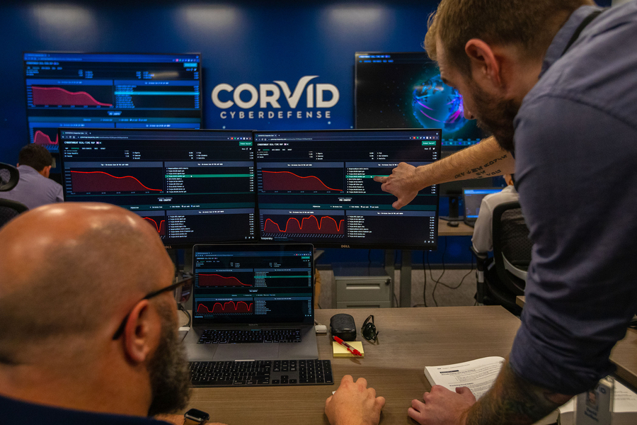 Corvid Technologies Announces Launch of Military-Grade Cyber Defense as a Service for Organizations of Any Size