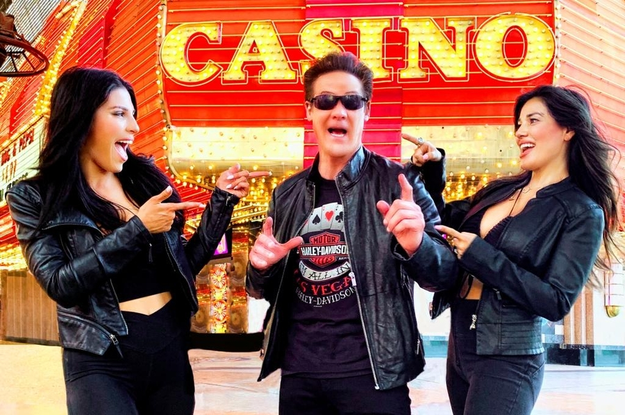 """Jimmie Lee -The Jersey Outlaw Gets """"Dangerously Funny"""" With Season 5 Premiere of His Comedy TV Show in Las Vegas"""