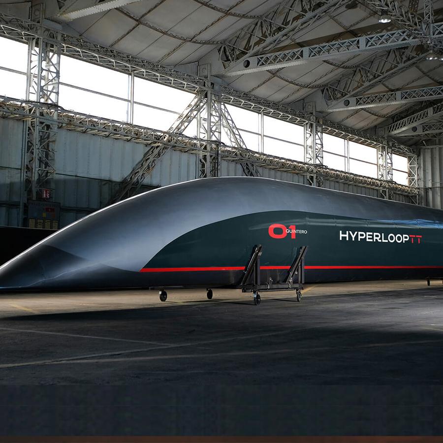 3D Design Studio Invests In HyperloopTT As Immersive Content Developer