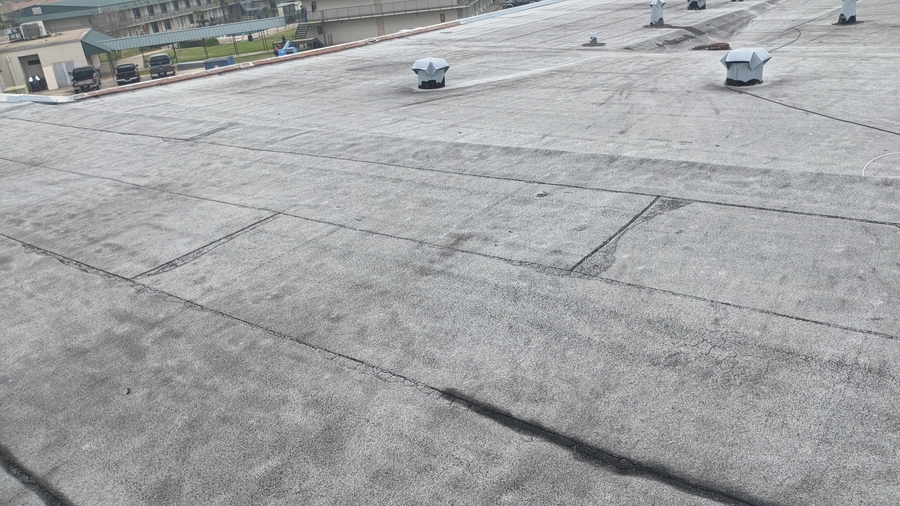 Why You Should Do A Commercial Roof Inspection For Hail Damage Every Year & Why You Should Always Have Your Roof Inspected After Storm