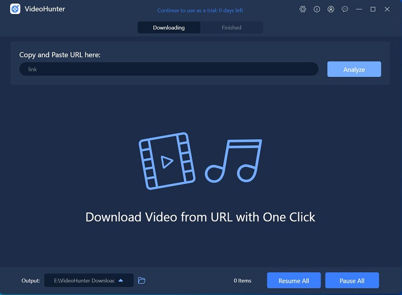 VideoHunter Free Version Released – Download Online Videos Without Cost
