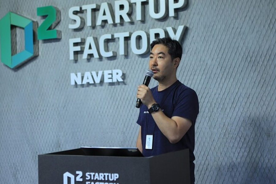 """[Pangyo Startup] """"99% of Startups Naver Invested in Survived""""… D2SF Press Conference"""