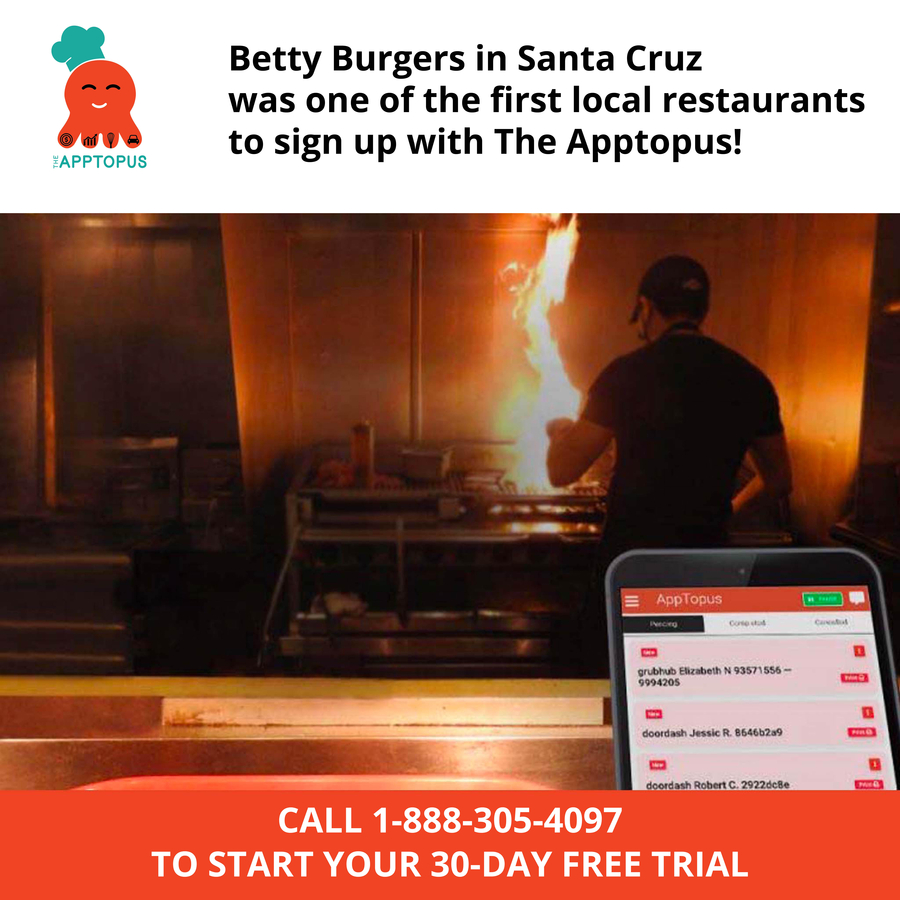The Apptopus Announces The Launch of Its Platform Designed to Help Small Restaurants Increase Their Online Orders and Delivery!