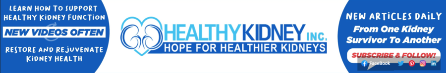 Definitive Natural Kidney Support Website, Loaded With Information And Premium Kidney Supplements Set To Transform The World Of Renal Health