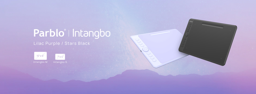 Parblo Introduces Intangbo M/S in a Stunning Purple and Black
