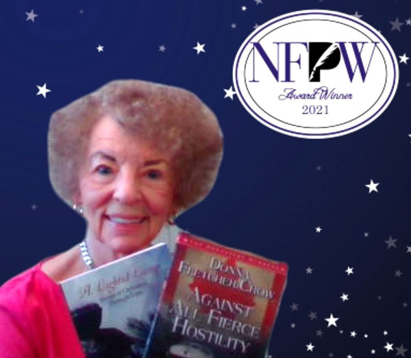 Award Winning Author Donna Fletcher Crow Wins National Honors In The National Federation of Press Women's Nationwide Communications Contest