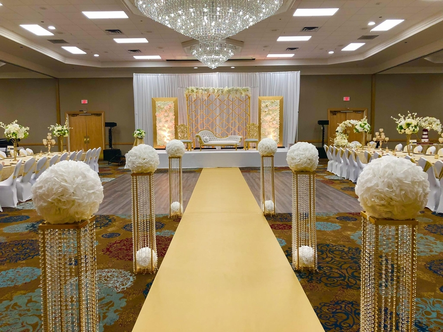 The Florida Hotel and Conference Center Develops Strategy to Expand South Asian Wedding Services