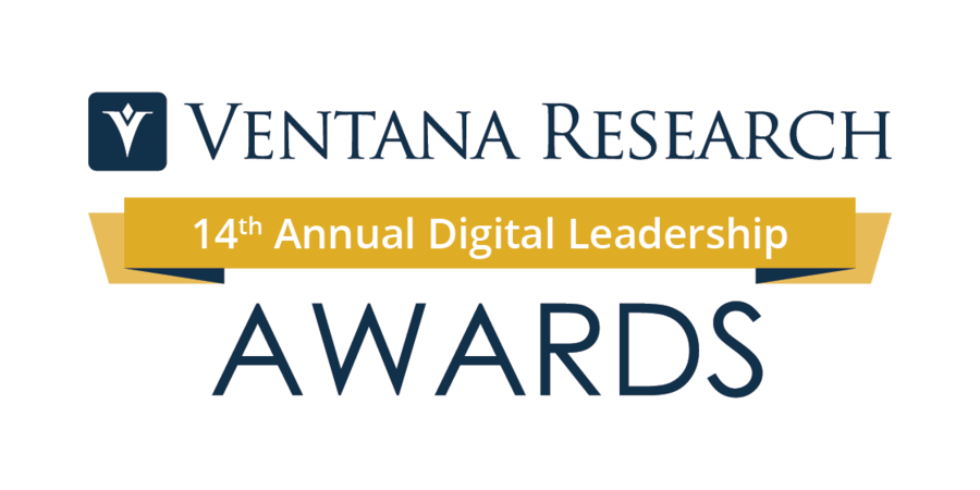 Ventana Research Opens 14th Annual Digital Leadership Awards for Nominations