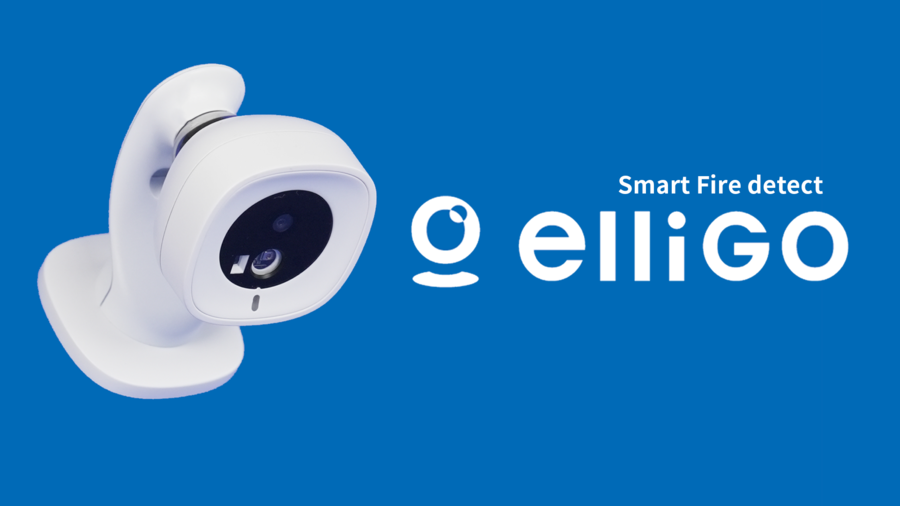 The World's Most Revolutionized Home Flame Detector, ElliGo
