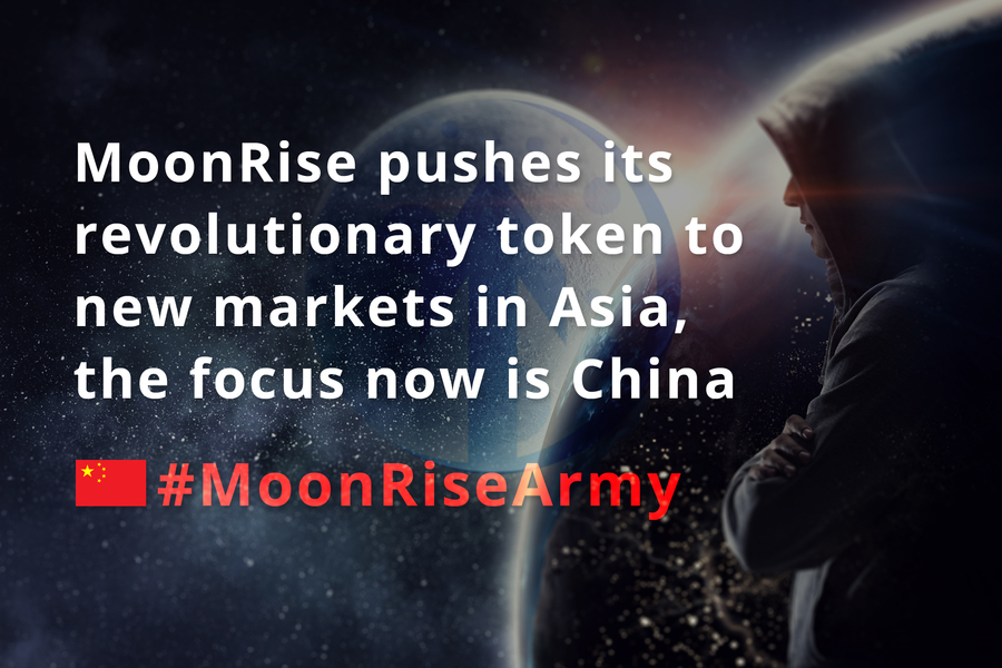Moonrise Coin | Capitalizing on the Asian Economic Power and Investor Sentiment to Stimulate Growth