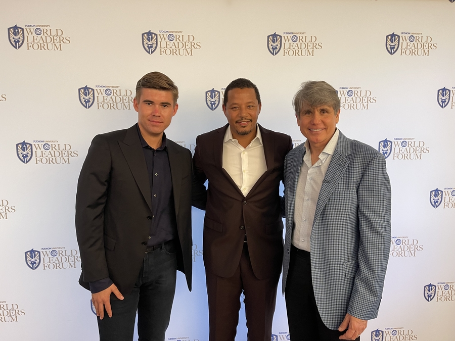 Actor Terrence Howard Partners With Andrew Sobko To Revolutionize The Technology Of Drones For Consumer And Military Use
