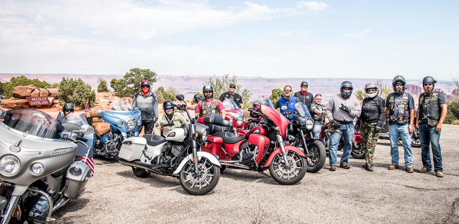 7th Annual Veterans Charity Ride To Sturgis takes On Special Mission: AMERICA, GET OUT And RIDE!
