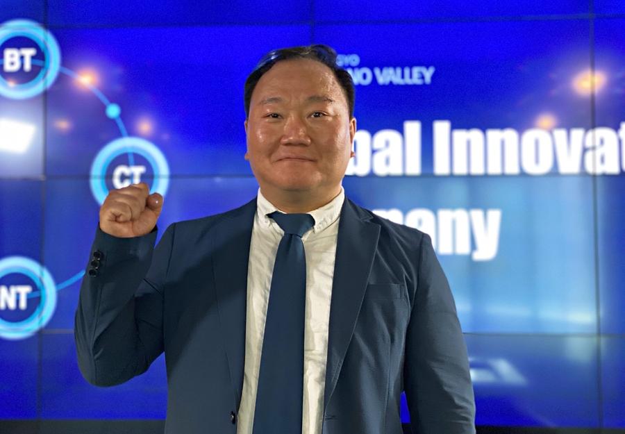 [Pangyo Tech] AISSGO Presents AI Unmanned Sales Platform That Accepts Simple Payment With Smartphone