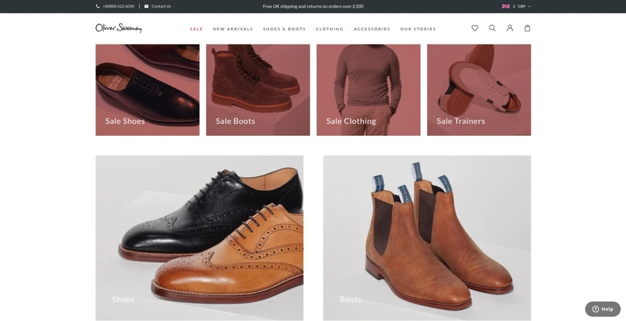 Heritage Shoe Brand Launches Award-Winning Online Store In Wake of Pandemic