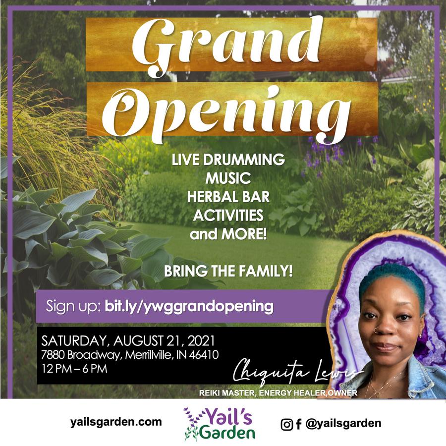 Yail's Garden Opens in Merrillville, IN