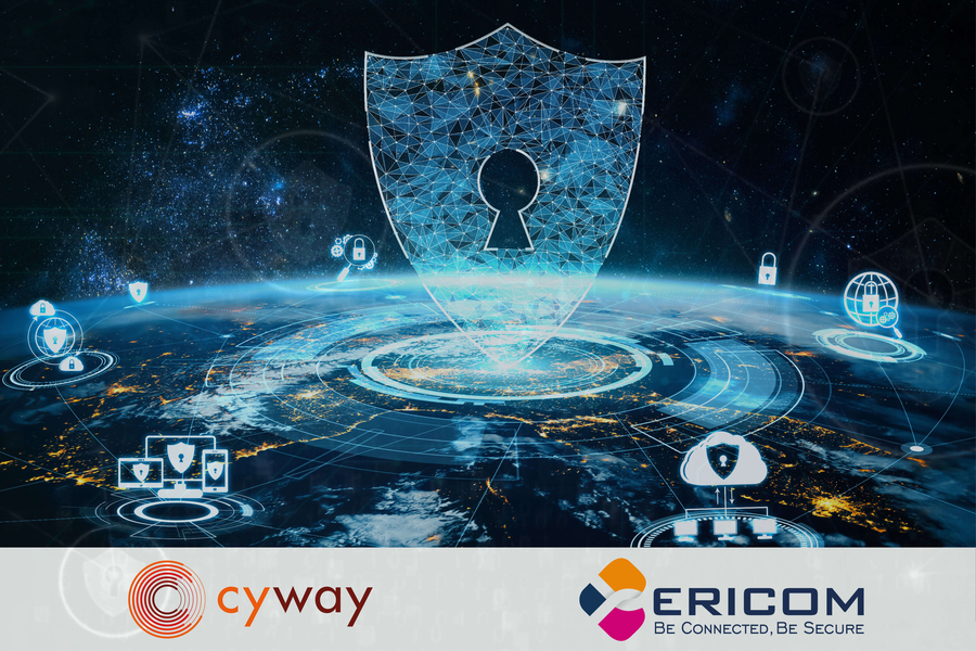 Cyway and Ericom Software Sign Distribution Agreement to Deliver Zero Trust Security Solutions to the Middle East