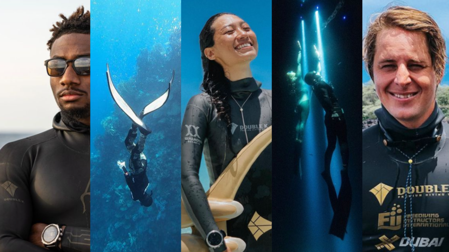 The Home for Both Professional and Aspiring Divers