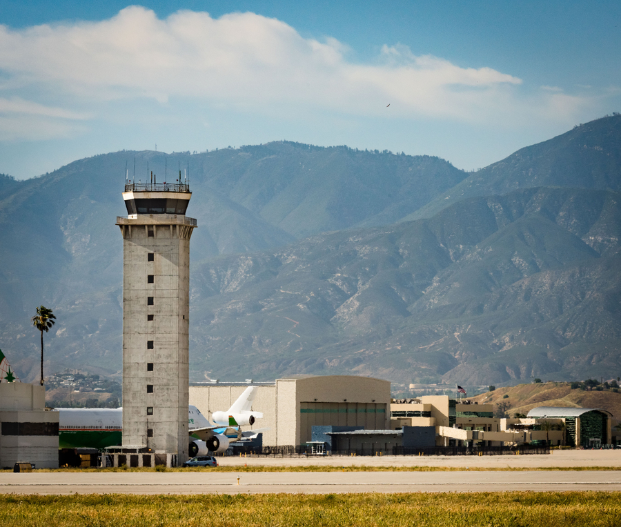 SBD International Airport Enters the FAA Contract Tower Program