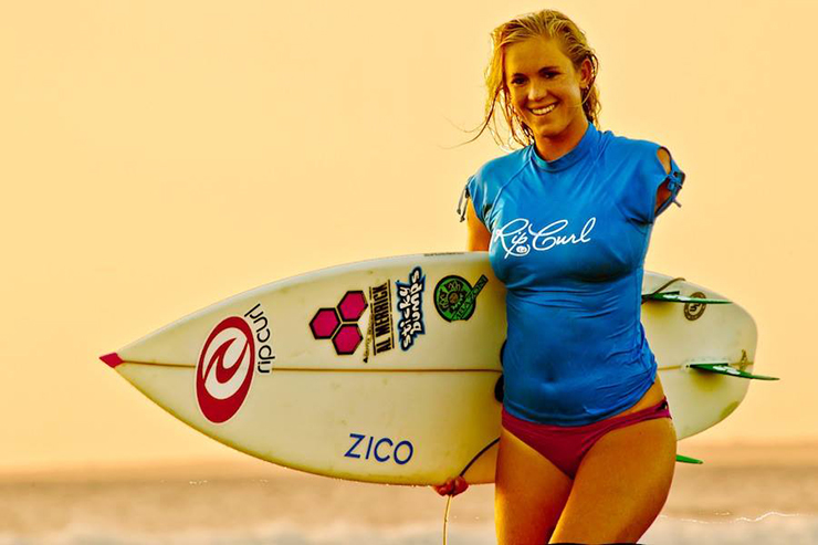 Health Interrupted Podcast releases their 25th Episode with Bethany Hamilton: World-Class Soul Surfer That's Is Unstoppable After A Shark Attack
