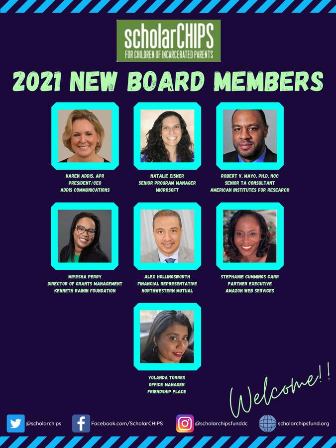 ScholarCHIPS, Inc. Announces 2021 Board of Directors