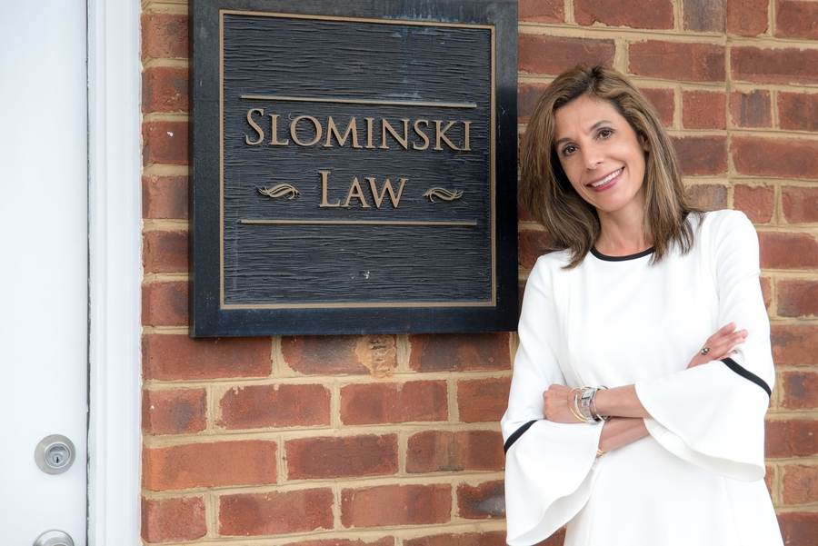 """Lynchburg & Roanoke Workers Compensation Lawyer Jaleh Slominski Named a """"Go-To Lawyer"""" for Workers Comp by Virginia Lawyers Weekly"""