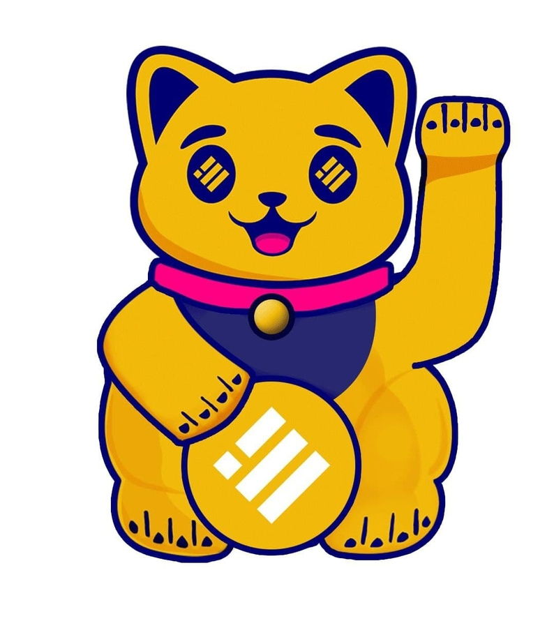 BUSD Kitties | A Token System With High Redistribution Rewards Stabilized