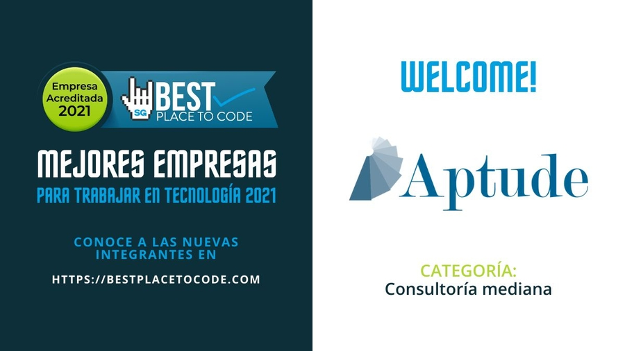 Aptude Named One Of Software Guru's Best Places to Code