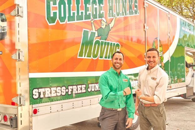Ten College Hunks Hauling Junk and Moving® Locations Make The 2021 Inc. 5000