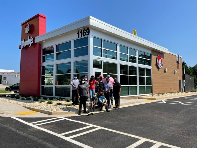 Meritage Hospitality Group Opens New Wendy's in McDonough, GA