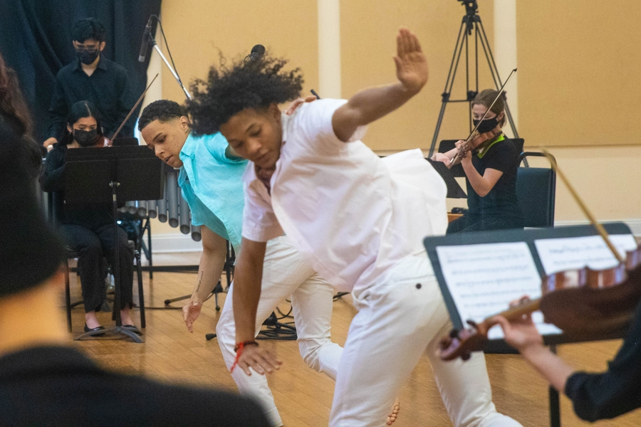 New Jersey Youth Symphony Explores Immigration, Movement, and Identity in La Frontera