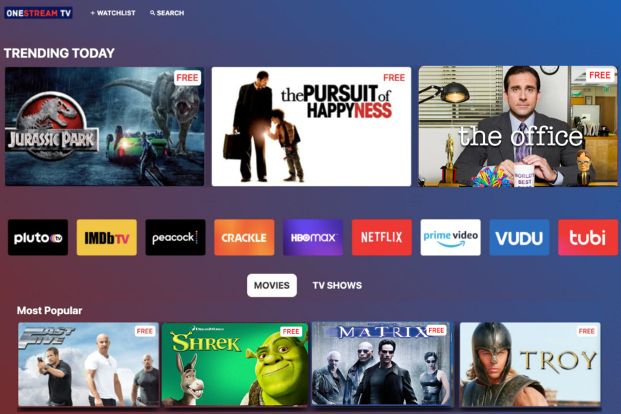 OneStream TV Launches Free Streaming Service For Cord-Cutters