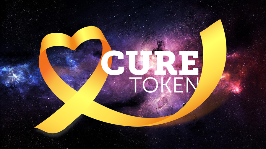 CURE Token | The Crypto That Makes a Difference. CURE Token Supports Research and Brings Awareness to Underfunded Childhood Cancers Globally