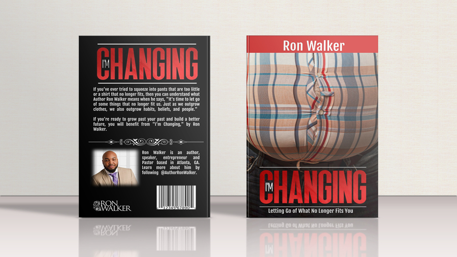 """Ron Walker Releases """"I'm Changing"""""""