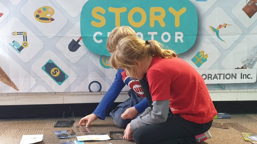 Sam Corporation to Open the World of Boundless Imagination by Launching Story Creator on Aug. 15