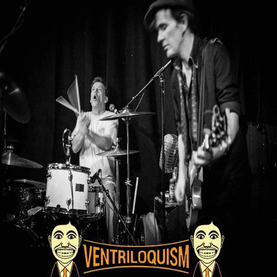 Kickstarter Campaign for CD Release by Ventriloquism (Darrell Bath ex Ian Hunter Dirty Laundry & Eddie Edwards founder The Vibrators). Imagine The Beatles Meet The Rolling Stones & The Faces in 2021!