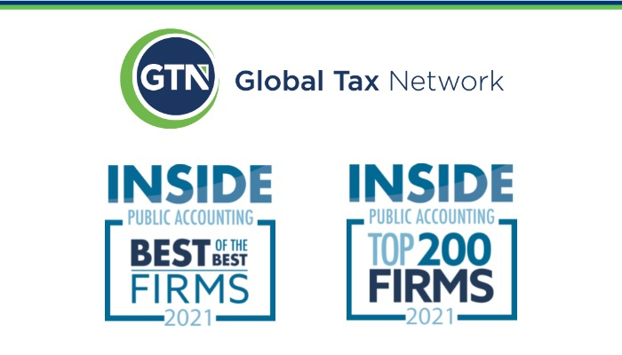 GTN Once Again Named a Best of the Best Firm and Top 200 Firm by INSIDE Public Accounting