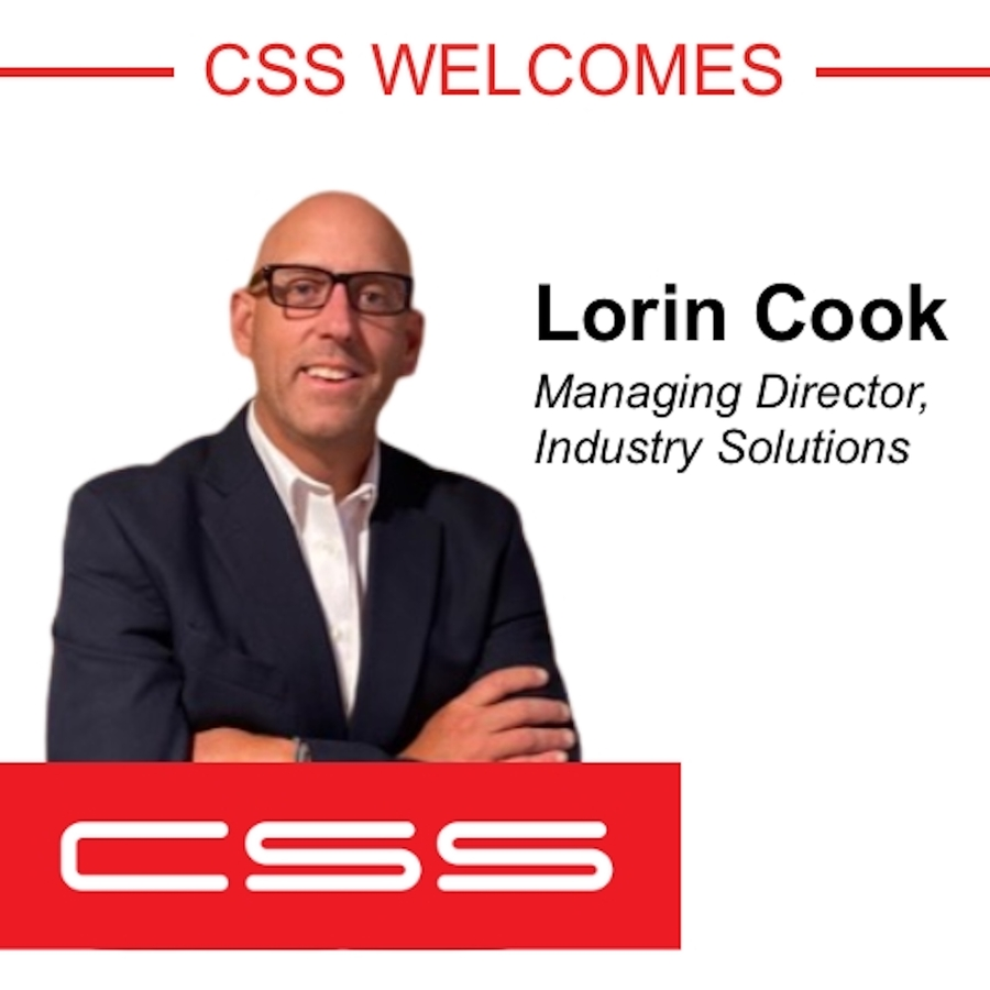 CSS Welcomes Lorin Cook