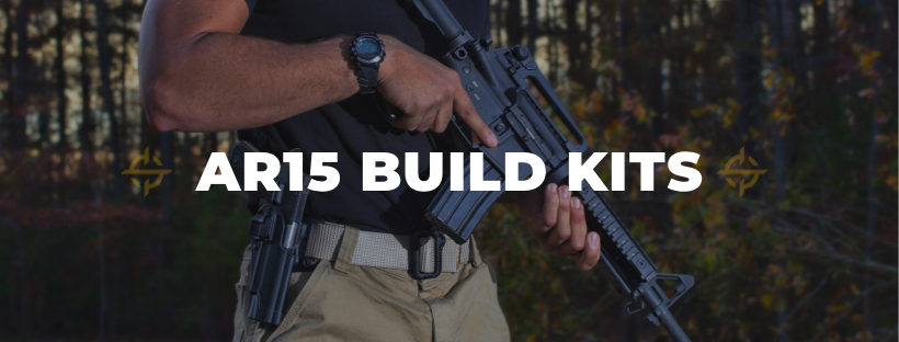 In Response to Growing Consumer Demand for Firearm Build Kits, AR15 Site Launches New Website and Online Store