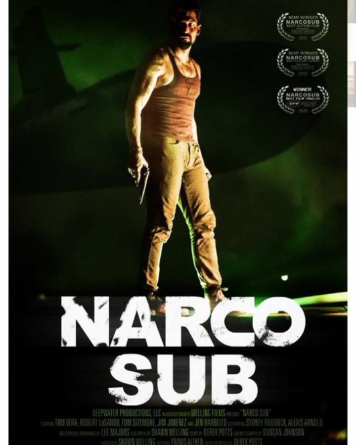 """""""Narco Sub"""" – U.S. Military Veterans Make Entertainment Business Waves in Florida"""
