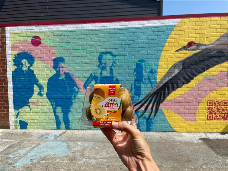 Zespri Reaches Out to Produce Trade Industry to Create Awareness For No Kid Hungry and Their Efforts to End Childhood Hunger