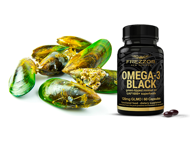 Research Finds FREZZOR's Green Lipped Mussel Oil is Best of the Bunch