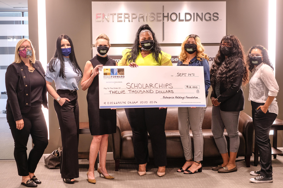 Enterprise Holdings Foundation Tackles Racial and Social Inequities in Washington, DC; ScholarCHIPS Receives $12,000 Grant From Program