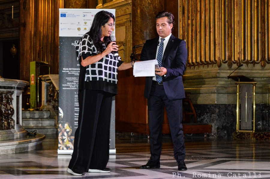 Vincenzo Bocciarelli will introduce the Final of the International Sacred Music Competition 2021 on September 18th