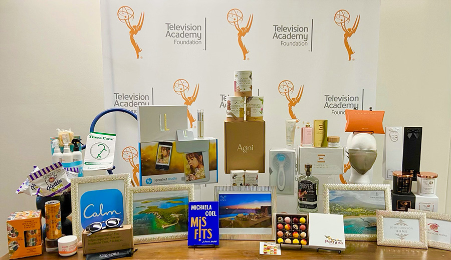 Real Fruit Body Participates as Sponsor for The Official Giving Suite by Backstage Creations at the 73rd Emmy® Awards